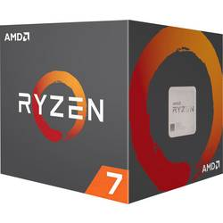 Image of AMD Ryzen™ 7 3700X 8 x 3.6 GHz Octa Core Prozessor (CPU) Boxed Sockel (PC): AMD AM4 65 W