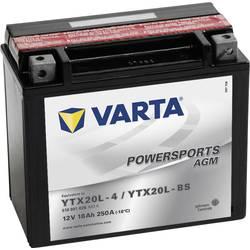 Motorradbatterie Varta Automotive Powersports AGM 12 V 18 Ah ETN 518901026