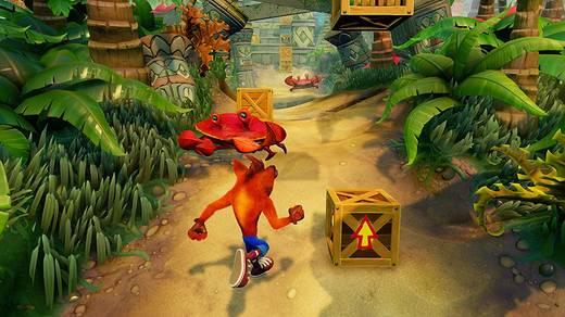 Crash Bandicoot N.Sane Trilogy PS4 USK: 6