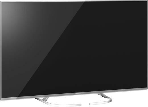 LED-TV 164 cm 65 Zoll Panasonic TX-65EXW734 EEK A+ Twin DVB-T2/C/S2, UHD, Smart TV, WLAN, PVR ready, CI+ Silber