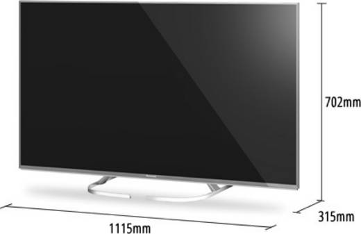 panasonic tx 65exw734 led tv 164 cm 65 zoll eek a twin. Black Bedroom Furniture Sets. Home Design Ideas