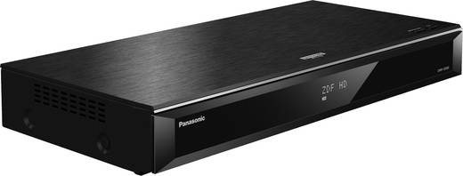 UHD Blu-ray-Recorder Panasonic DMR-UBS80EGK Twin-HD DVB-S Tuner, 4K Upscaling, High-Resolution Audio, WLAN Schwarz