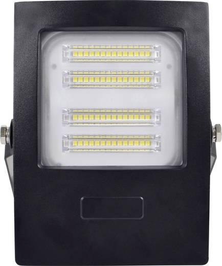 LED-Außenstrahler 30 W Neutral-Weiß DioDor Slim DIO-FL30W-B Slim ...