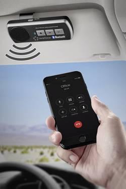 Image of Bluetooth® Freisprecheinrichtung Renkforce RF-BTFE-1000 Gesprächs-Zeit (max.): 7.5 h
