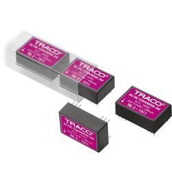 DC/DC měnič TracoPower TEL 3-0522, vstup 4,5 - 9 V/DC, výstup ±12 V/DC, ±125 mA, 3 W, DIL24