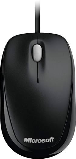 Souris USB optique Microsoft noir