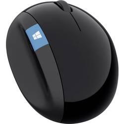 Bezdrôtová myš Microsoft Sculp Ergonomic 5LV-00002, ergonomická, čierna