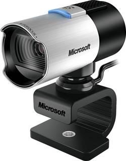 Webcam Full HD 1920 x 1080 pix Microsoft LifeCam Studio for Business support à pince