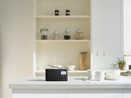 dab tischradio sony xdr s41d dab ukw schwarz kaufen. Black Bedroom Furniture Sets. Home Design Ideas