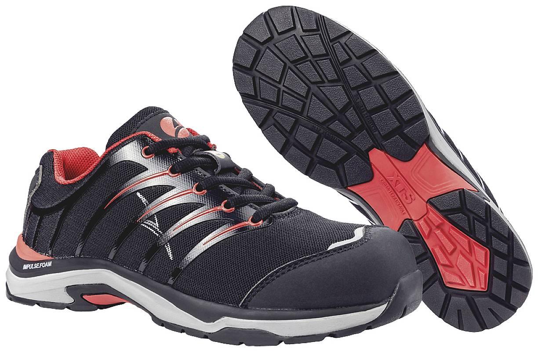 Schuhe & Stiefel Albatros Damen Sicherheitsschuh Twist Red Wns Low S1p Esd 645210