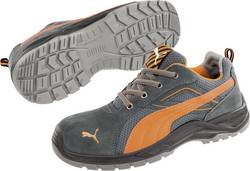 Bezpečnostná obuv S1P PUMA Safety Omni Orange Low SRC 643620-44, veľ.: 44, čierna, oranžová, 1 pár