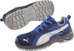 Bezpečnostná obuv S1P PUMA Safety Omni Blue Low SRC 643610-43, veľ.: 43, modrá, strieborná, 1 pár