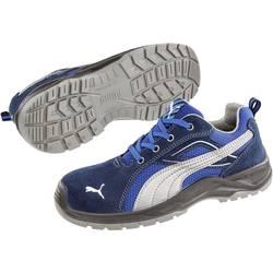 Bezpečnostná obuv S1P PUMA Safety Omni Blue Low SRC 643610-45, veľ.: 45, modrá, strieborná, 1 pár