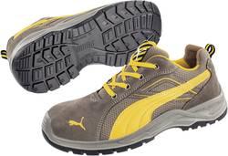 Bezpečnostná obuv S1P PUMA Safety Omni Brown Low SRC 643630-42, veľ.: 42, hnedá, žltá, 1 pár