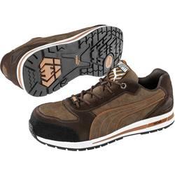 Bezpečnostná obuv S1P PUMA Safety Barani Low HRO SRC 643010-41, veľ.: 41, hnedá, 1 pár