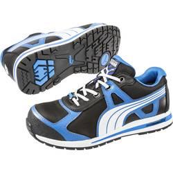 Bezpečnostná obuv S1P PUMA Safety Aerial Low HRO SRC 643020-41, veľ.: 41, čierna, modrá, biela, 1 pár