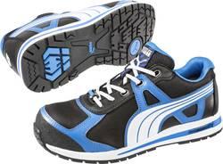 Bezpečnostná obuv S1P PUMA Safety Aerial Low HRO SRC 643020-44, veľ.: 44, čierna, modrá, biela, 1 pár