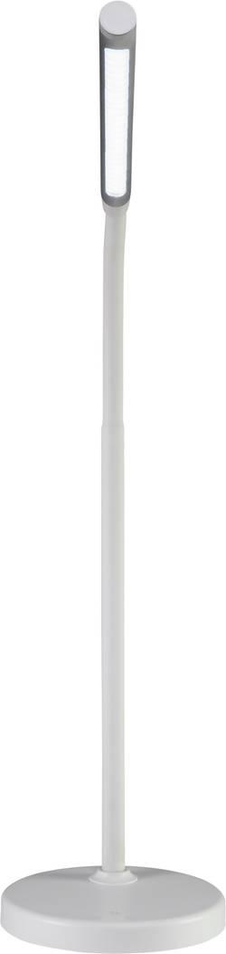 LED lampička na psací stůl Polarlite 1544292, 6 W, neutrálně bílá, bílá