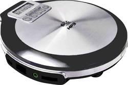 Discman - přenosný CD přehrávač SoundMaster CD9220, CD, CD-R, CD-RW, MP3, s USB nabíječkou, černá/šedá