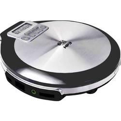Prenosný CD prehrávač - diskman soundmaster CD9220, CD, CD-R, CD-RW, MP3, s USB nabíjačkou, čierna, sivá