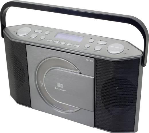 dab tischradio soundmaster rcd1770an cd dab usb grau. Black Bedroom Furniture Sets. Home Design Ideas