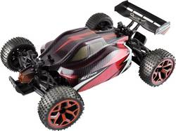 RC model auta Buggy Hyper Striker, červená