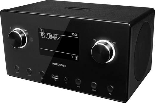 Küchenradio Wlan Spotify ~ internet tischradio medion p85080 (md87523) aux, bluetooth