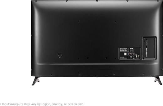 led tv 108 cm 43 zoll lg electronics 43lj614v eek a dvb t2 dvb c dvb s full hd smart tv. Black Bedroom Furniture Sets. Home Design Ideas