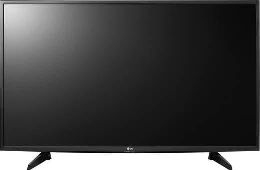 LED-TV 123 cm 49 Zoll LG Electronics 49LJ515V EEK A++ DVB-T2, DVB-C, DVB-S, Full HD, PVR ready, CI+ Schwarz
