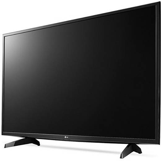 LG Electronics 49LJ515V LED-TV 123 cm 49 Zoll EEK A++ DVB-T2, DVB-C, DVB-S, Full HD, PVR ready, CI+ Schwarz