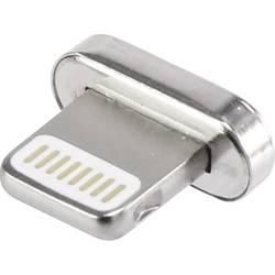 Magentický adaptér pre Apple iPad / iPhone / iPod Renkforce MagnetSafe RF-4634418, čierna