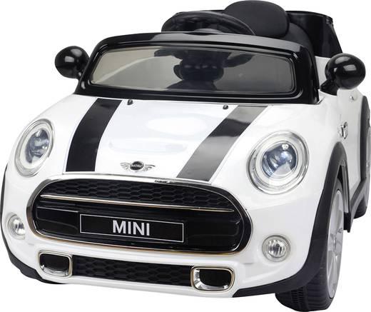 Elektroauto Jamara 12 V Ride On Car Mini Cooper Weiß