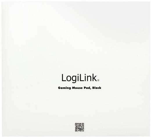 gaming mauspad logilink id0117 schaumstoff stoff schwarz kaufen. Black Bedroom Furniture Sets. Home Design Ideas