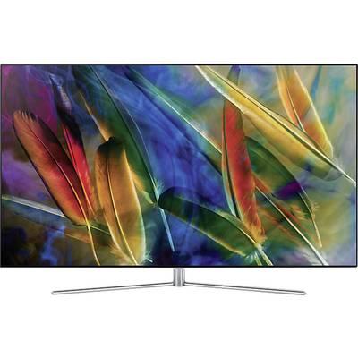 Samsung QE49Q7F QLED-TV 123 cm 49 Zoll EEK B Twin DVB-T2/C/S2, QLED, UHD, Smart TV, WLAN,  Preisvergleich