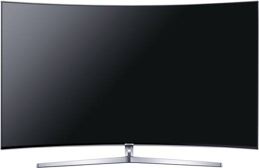 led tv 138 cm 55 zoll samsung ue55mu9009 eek a twin dvb t2. Black Bedroom Furniture Sets. Home Design Ideas