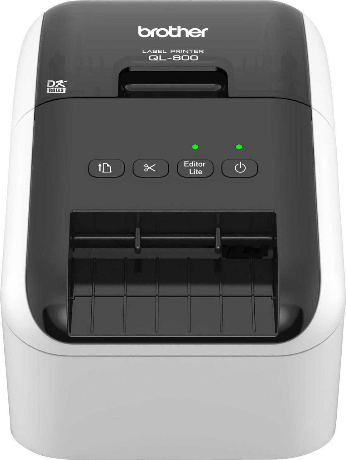 5x Alternative Etiketten Rollen für Brother DK11219 Label Office Plus Serie