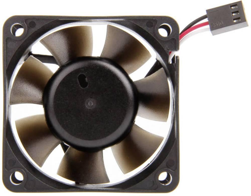 Ventilateur pour boîtier PC NoiseBlocker BlackSilent Pro