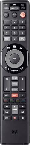 One For All URC 7955 Infrarot, Bluetooth® Fernb...