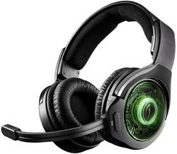 Image of Gaming Headset USB schnurlos, Stereo Afterglow AG 9 Over Ear Schwarz