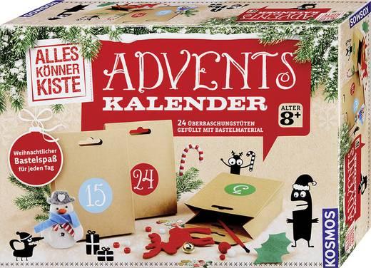 Adventskalender Kosmos Basteln Adventskalender 2017 Ab 8 Jahre