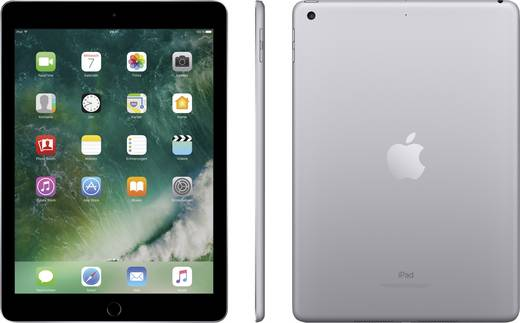 Apple iPad 9.7 (März 2017) WiFi 32 GB Spacegrau