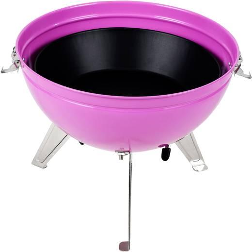 kugel holzkohle grill tepro garten crystal grill fl che durchmesser 290 mm pink kaufen. Black Bedroom Furniture Sets. Home Design Ideas