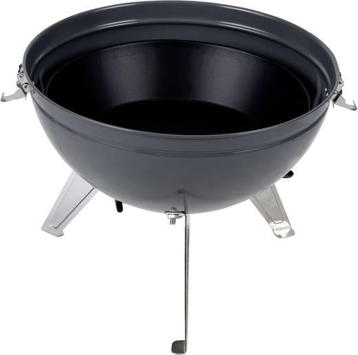 kugel holzkohle grill tepro garten crystal grill fl che durchmesser 290 mm grau kaufen. Black Bedroom Furniture Sets. Home Design Ideas