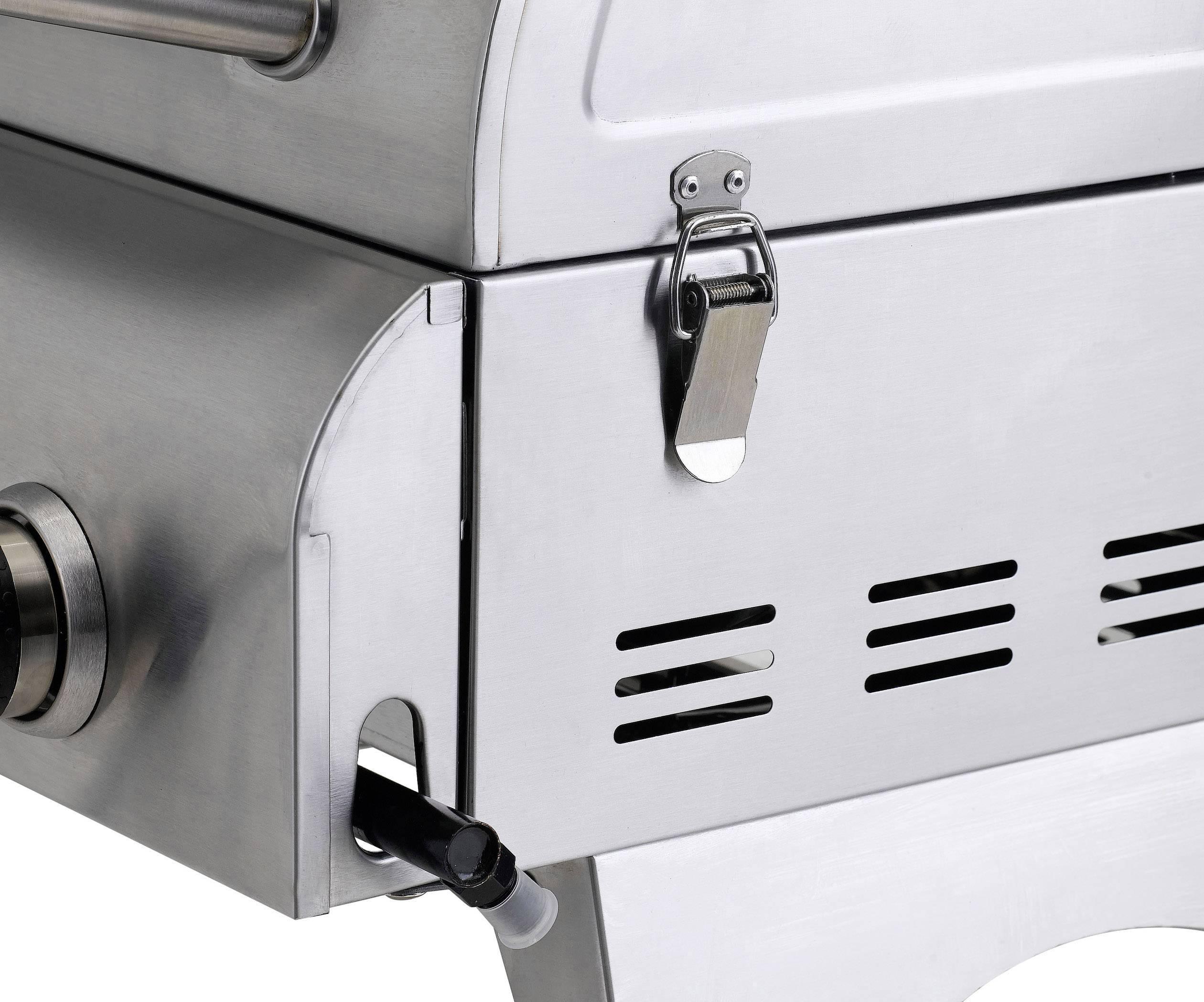 Tisch Für Gasgrill : Landmann portabler gasgrill
