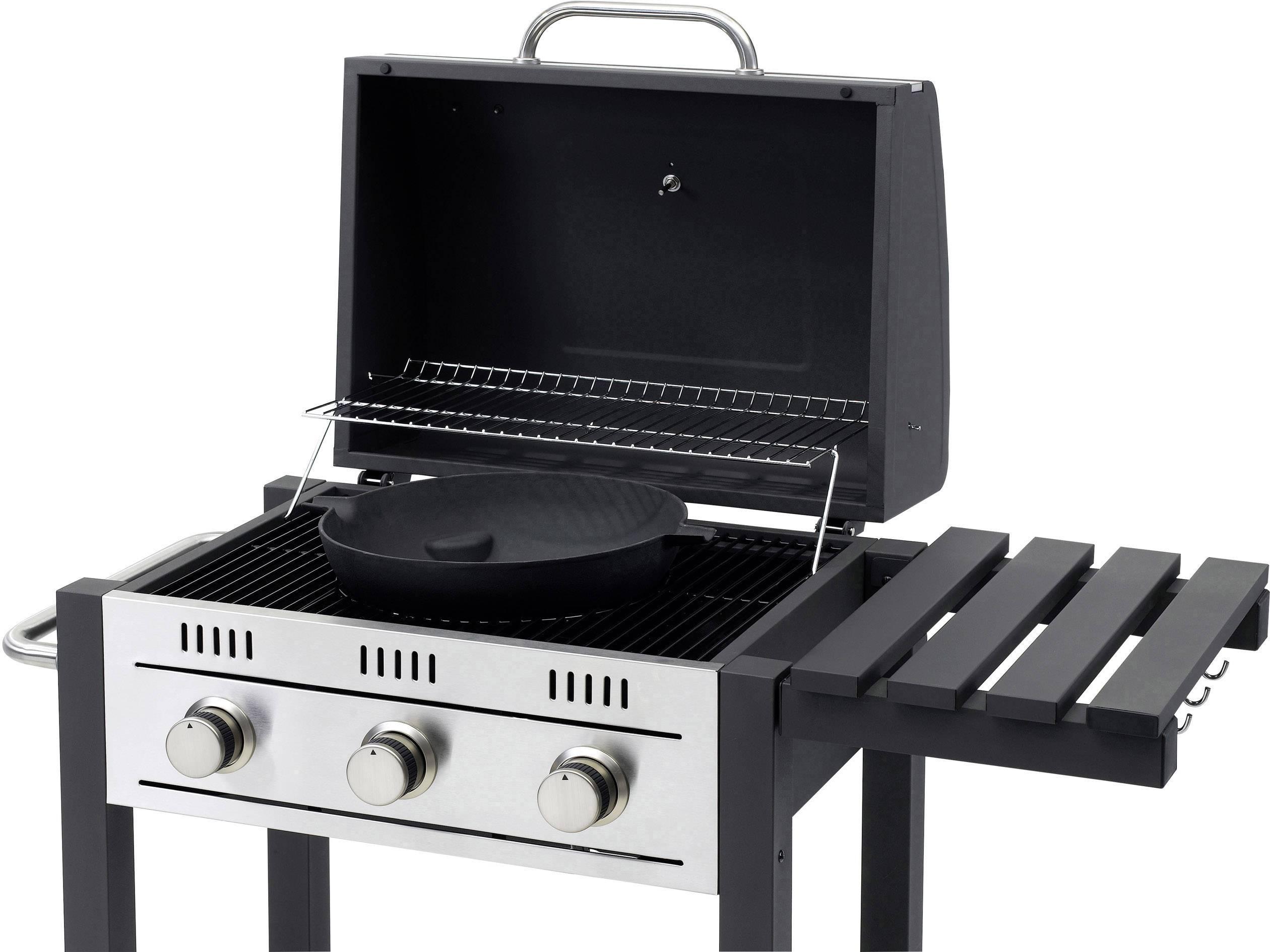Tepro Toronto Holzkohlegrill Räuchern : Tepro garten toronto xxl grillwagen holzkohle grill thermometer im
