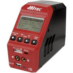 Modelárska multifunkčná nabíjačka Hitec 114131, 12 V, 230 V, 6 A