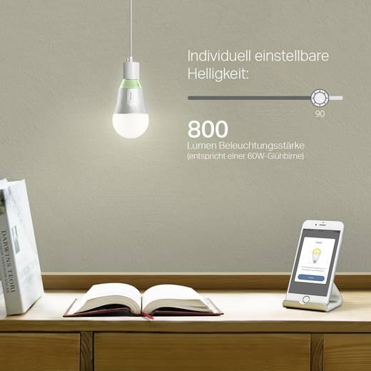 TP-LINK LED-Leuchtmittel (einzeln) LB130 E27 EEK: A+ (A++ - E) 11 W RGBW