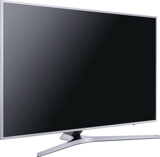 led tv 138 cm 55 zoll samsung ue55mu6409 eek a dvb t2 dvb c dvb s uhd smart tv wlan ci silber. Black Bedroom Furniture Sets. Home Design Ideas