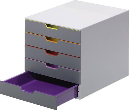 Durable schubladenbox varicolor 5 kaufen for Ladenblok durable varicolor