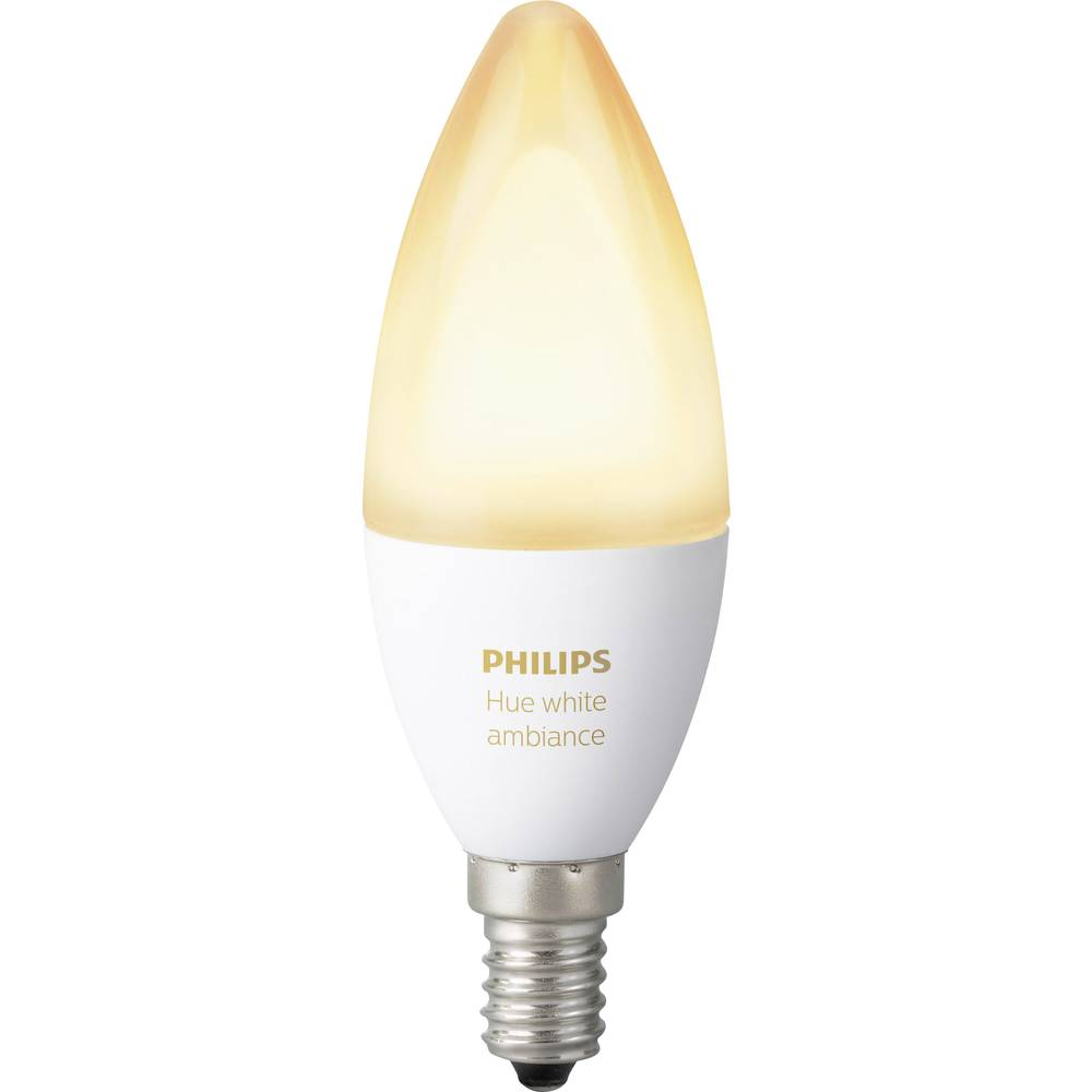 Ampoule led seule philips lighting hue white ambiance - Ampoule philips hue ...
